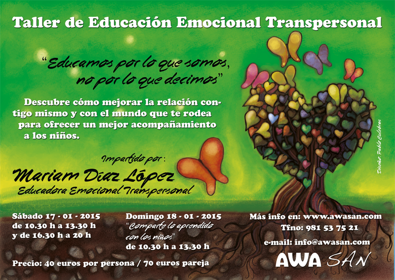 Taller de educación emocional transpersonal