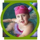 natación niños 3-4 años