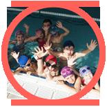 natación niños 5-6 ños
