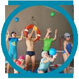 natacion niños 7-8 años